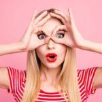 Come truccare gli occhi normali