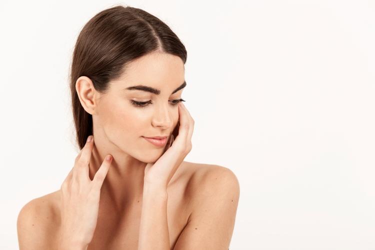 Skincare per la pelle normale