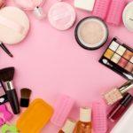 La storia del make-up