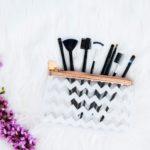 Come asciugare i pennelli da trucco