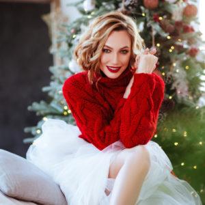 Natale: come truccarsi per le feste
