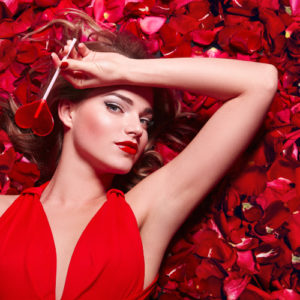 Il make up per un San Valentino d'amore