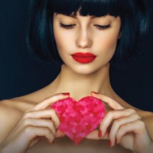Come abbinare il rossetto al tuo look di San Valentino