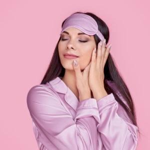 La skin care notte per un viso a prova di età