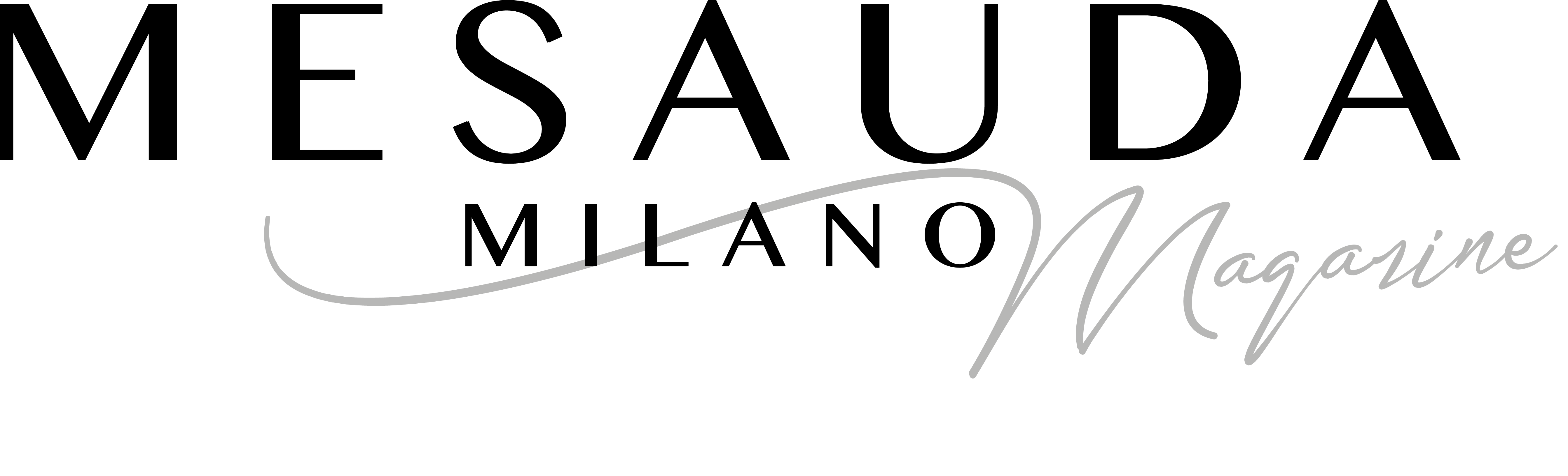 Mesauda Milano Magazine logo