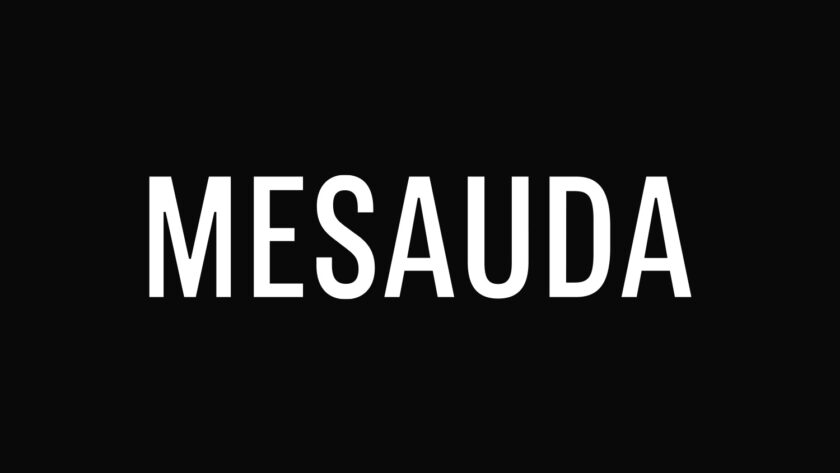 MESAUDA a brand new era