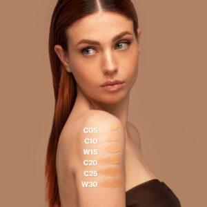 fondotinta solari The Skin Mesauda